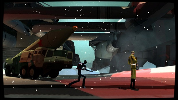 Counterspy: Espionage Thriller out On PS4, PS3, And PS Vita Today